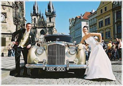 свадебное путешествие в Чехию