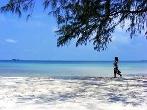 Камбоджа пляж