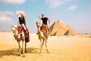Египет осенью